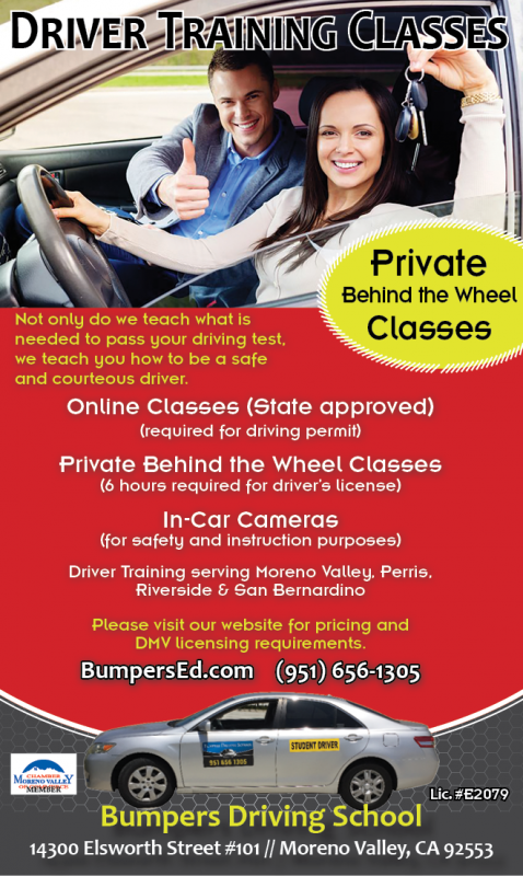 Bumpers Driving School