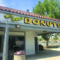 Mr. Blue's Donuts