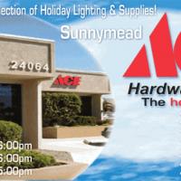 Sunnymead Ace Hardware & Glass