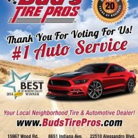 Bud's Moreno Valley Tire Pros